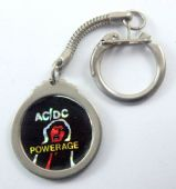 AC/DC - 'Powerage' Key Fob